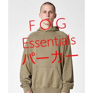 フィアオブゴッド(FEAR OF GOD)の定価以下‼️ FOG Essentials Pullover Hoodie(パーカー)