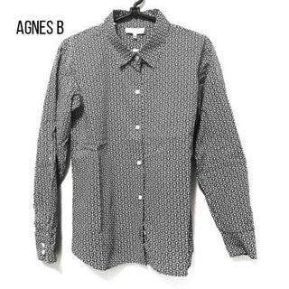 agnes b. - agnes b(アニエスベー) 長袖シャツブラウス サイズ36 S レディース