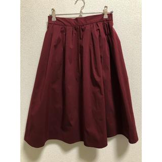 テチチ(Techichi)のTe chichi TERRASSE スカート Mサイズ(ひざ丈スカート)