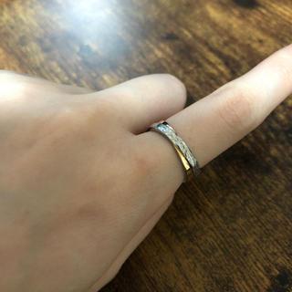 ハワイアンジュエリー シルバー ピンクゴールド(リング(指輪))