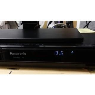 パナソニック(Panasonic)の★パナソニック BWT1100★2TB高耐久HDD内蔵 2年保証 BDXL対応(ブルーレイレコーダー)