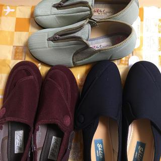 アサヒシューズ(アサヒシューズ)の婦人靴 レディース 年配向け 3セット(その他)