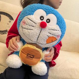 バンダイ(BANDAI)の新品!■ドラえもん 40cmギガジャンボぬいぐるみ ■レア非売品ふわふわモコモコ(ぬいぐるみ/人形)