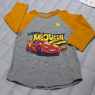 ベルメゾン(ベルメゾン)のカーズ ラグランTシャツ 130(Tシャツ/カットソー)