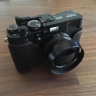 フジフイルム(富士フイルム)のFujifilm X100F BLACK おまけ多数(コンパクトデジタルカメラ)
