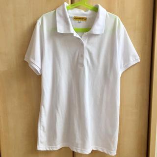シマムラ(しまむら)の小学生 標準制服  白いポロシャツ  女の子用  160  未使用(その他)