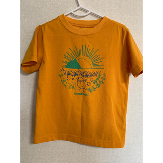 mont bell - mont-bell モンベル Tシャツ 110
