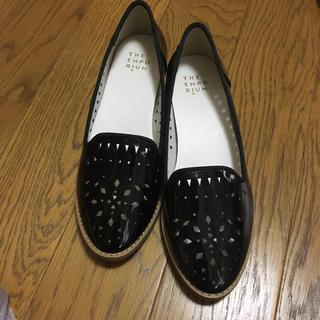 ジエンポリアム(THE EMPORIUM)のエンポリアム フラットシューズ(ローファー/革靴)