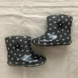 アニエスベー(agnes b.)のagnes b 長靴 13センチ(長靴/レインシューズ)