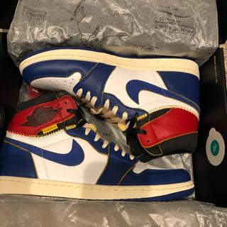 NIKE - wanima 着用 union Jordan1 Nike 24.5cm