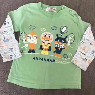 アンパンマン(アンパンマン)のアンパンマンのロンT(Tシャツ/カットソー)