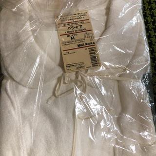 ムジルシリョウヒン(MUJI (無印良品))の脇に縫い目のないパイルパジャマ M(パジャマ)