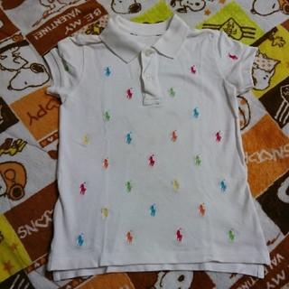 ラルフローレン(Ralph Lauren)のラルフローレンカラフルポロシャツ(Tシャツ/カットソー)