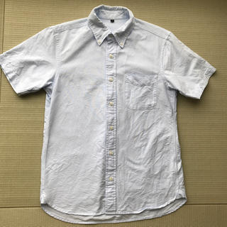 ムジルシリョウヒン(MUJI (無印良品))の無印良品 メンズ 半袖シャツ M(シャツ)
