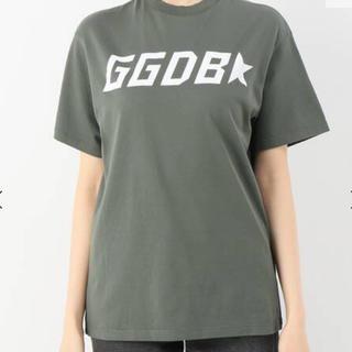 DEUXIEME CLASSE - GOLDEN GOOSE ロゴTシャツ