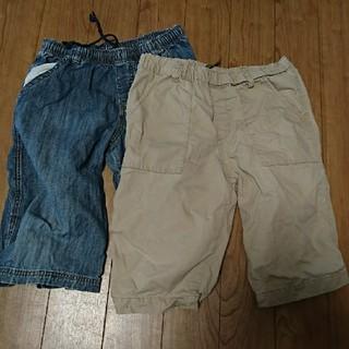 ユニクロ(UNIQLO)のユニクロ XL 半ズボン ハーフパンツ 子供 男の子(パンツ/スパッツ)