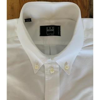 ラルフローレン(Ralph Lauren)のIKE BEHAR オックスフォード ボタンダウン L/Sシャツ ホワイト(シャツ)