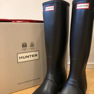 ハンター(HUNTER)のHUNTER ハンター レインブーツ 長靴(レインブーツ/長靴)