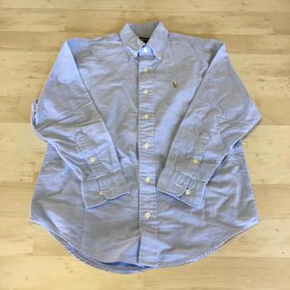 ラルフローレン(Ralph Lauren)のラルフローレン  キッズ 長袖シャツ サイズ14(ブラウス)