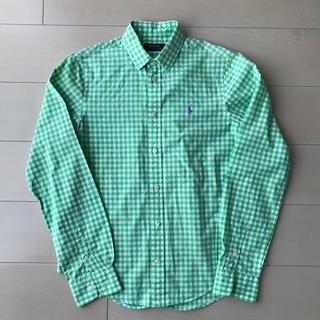 ラルフローレン(Ralph Lauren)のラルフローレン チェックシャツ Sサイズ(シャツ)