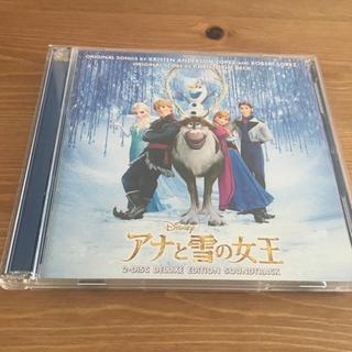 アナトユキノジョオウ(アナと雪の女王)の「アナと雪の女王」オリジナル・サウンドトラック-デラックス・エディション-(アニメ)