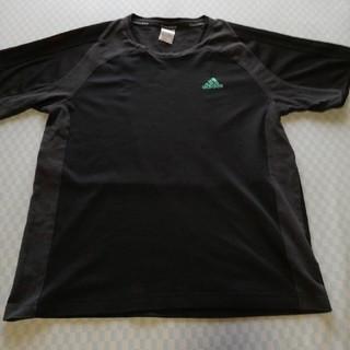 アディダス(adidas)のアディダス Tシャツ メンズMサイズ(Tシャツ/カットソー(半袖/袖なし))