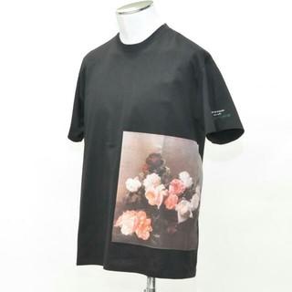RAF SIMONS - RAF SIMONS 18ss 権力の美学 Tシャツ