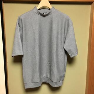 ハレ(HARE)のHARE ハレ ハーフネック ショートスリーブ 日本製  Tシャツ(Tシャツ/カットソー(半袖/袖なし))