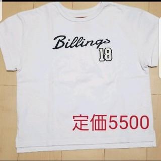 size S  レデース Tシャツ❣刺繍ロゴ(Tシャツ(半袖/袖なし))