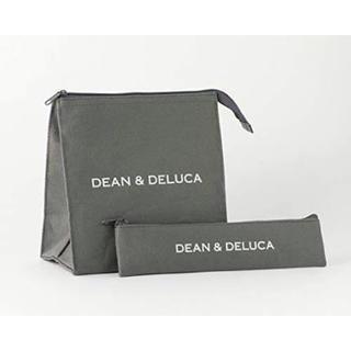 DEAN & DELUCA - DEAN & DELUCA(ディーン&デルーカ)ランチバッグ&カトラリーポーチ