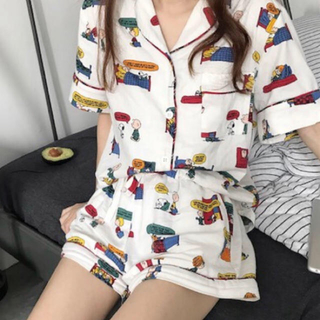 dholic - 大人気*韓国ファッション スヌーピーパジャマ