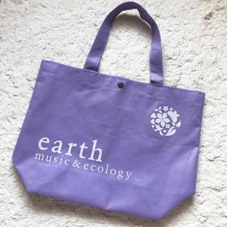 アースミュージックアンドエコロジー(earth music & ecology)のearth music&ecology.ショップ袋(ショップ袋)
