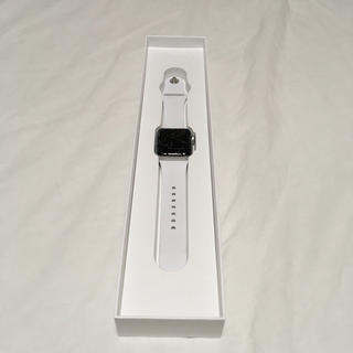 Apple Watch - Apple Watch series 3 画面割れ