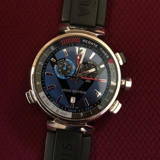 ルイヴィトン(LOUIS VUITTON)のしおこんぶさま専用!ルイヴィトン メンズ 腕時計(腕時計(アナログ))