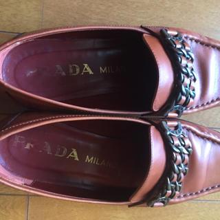 プラダ(PRADA)のプラダ  ローファー(ローファー/革靴)