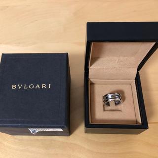 ブルガリ(BVLGARI)のBVLGARI B-zero1 ビーゼロワンリング 指輪(リング(指輪))