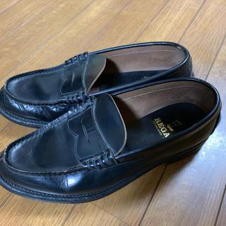 リーガル(REGAL)のリーガル ローファー 2177 黒 25.5cm(ドレス/ビジネス)