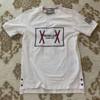 モンクレール(MONCLER)の未使用♡モンクレールが好きな方へ。(Tシャツ(半袖/袖なし))