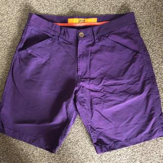アーティズ(Artyz)のArtyz アーティズ ショートパンツ 紫 32インチ ショーツ ナイロン 正規(ショートパンツ)