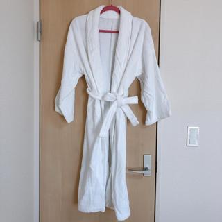 フランフラン(Francfranc)のバスローブ ホテル仕様品✨(ルームウェア)