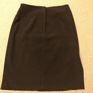ビッキー(VICKY)のビッキー スカート黒(ひざ丈スカート)