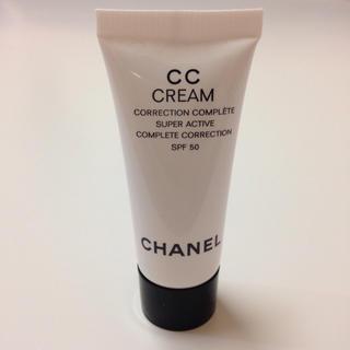 シャネル(CHANEL)のCHANEL シャネル CCクリーム ミニサイズ(化粧下地)