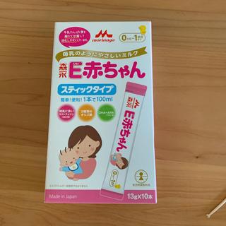 モリナガニュウギョウ(森永乳業)のe赤ちゃん スティックミルク(乳液 / ミルク)
