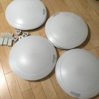 パナソニック(Panasonic)のパナソニック LEDシーリングライト 4個セット(天井照明)