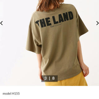 RODEO CROWNS WIDE BOWL - ロデオクラウンズ Tシャツ カーキ