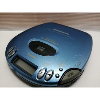 パナソニック(Panasonic)のパナソニック ポータブルCDプレーヤー SL-S310(ポータブルプレーヤー)