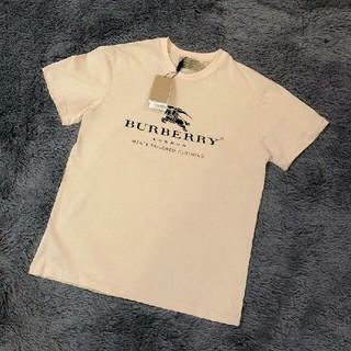 バーバリー(BURBERRY)のBurberry バーバリー Tシャツ シャツ レディース M (Tシャツ(半袖/袖なし))