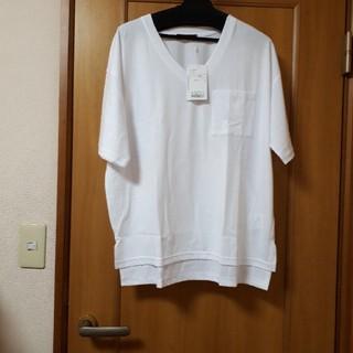 アーバンリサーチ(URBAN RESEARCH)のUR グローバルワーク ローリーズファーム ジーナシス アズールマウジー(Tシャツ(半袖/袖なし))
