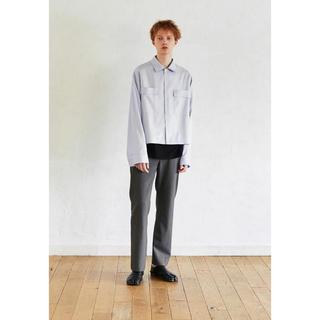 SUNSEA - ryo takashima オープンカラーシャツ 新品未使用