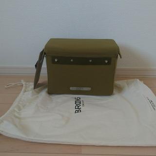 Brooks - BROOKS ISLE OF SKYE HANDLEBAR BAG !ブルックス